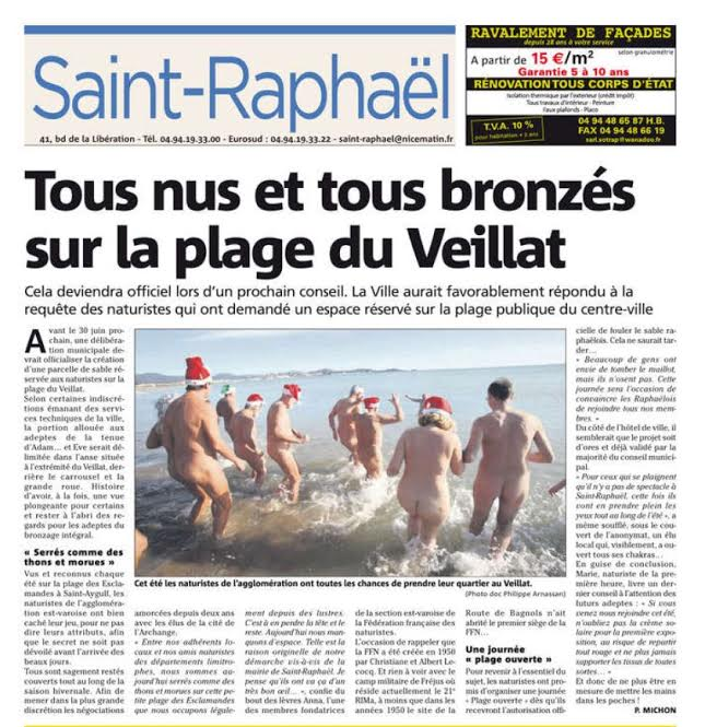 Article var matin 1er avril