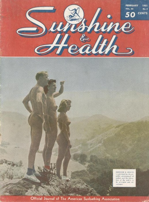 1951-02 Sunshine and Health